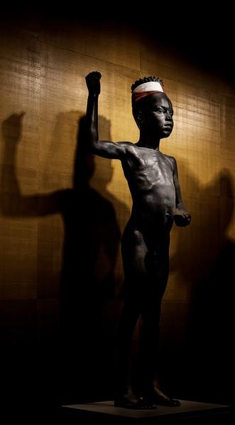 Louisville KY 21c - African Boy