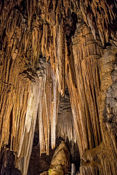 Luray Caverns -  Speleothems Pipe Organ-1