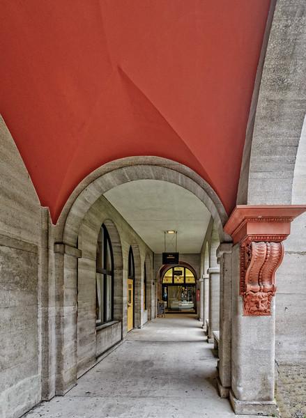 St Augustine -  Lightner Museum Arches 2-0152