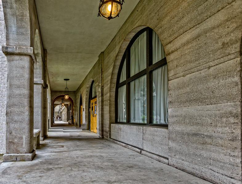 St Augustine -  Lightner Museum Corridor-0163