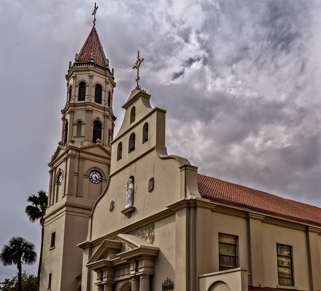 St Augustine -  Cathedral Basilica-2