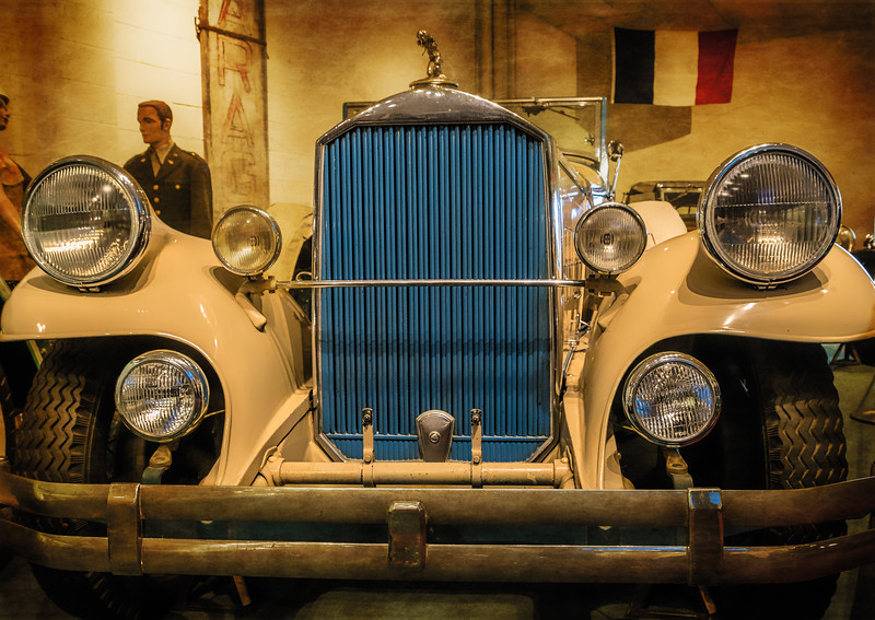 Luray Caverns Car & Carriage Museum -  Viva La France-1
