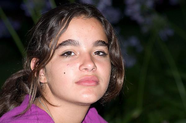 Portraits of Kayla (10 Photographs)