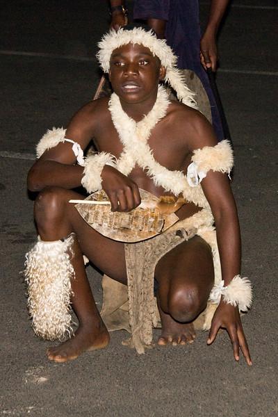 St Lucia - Zulu boy