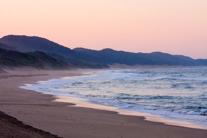 Sunset at Cape Vidal