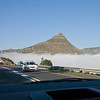Cape Town in the Mist