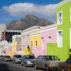 Colorful houses of Bo-Kaap