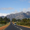 Drive to Franschhoek
