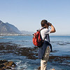 Hermanus Whale Watching - no luck, only a couple splashes in the distance