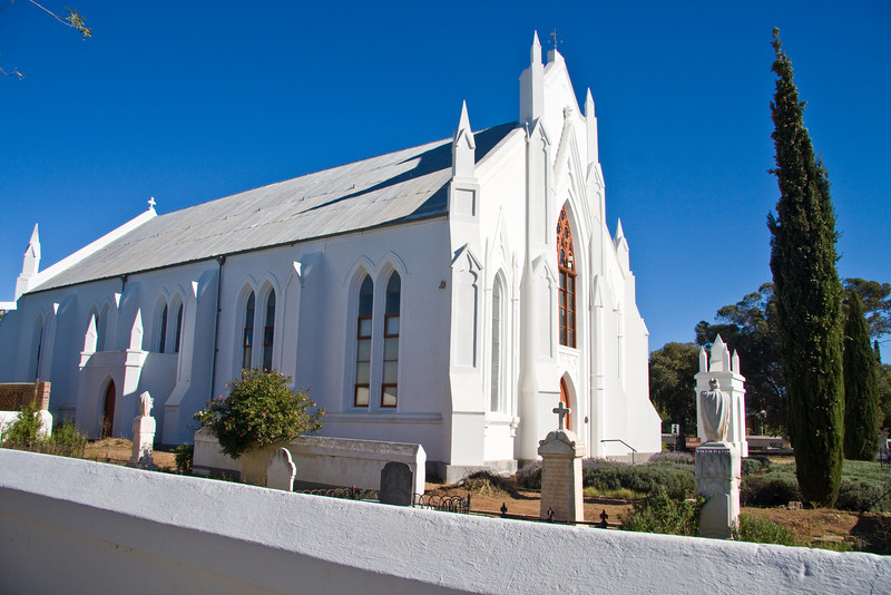 Route 62 - Church in Ladismith