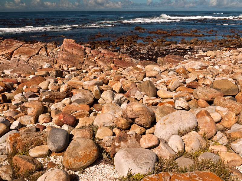 Rocks at the Cape of Good Hope