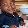 Kindergartener in Khayelitsha.  What a great smile!