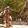 Dancer at the Zulu Village