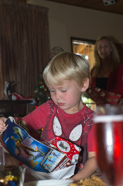 Christmas Day, 2013
