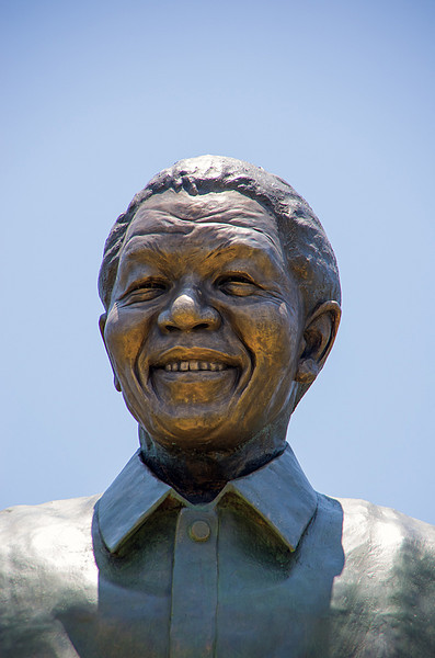 Visiting Mandela with the Armours