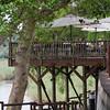 Restaurant at Skukuza overlooking the river