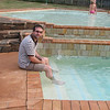 Skukuza Pool - a little chilly in winter