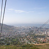 Cape Town from Table Mountain Cable Car