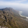 Beautiful clear day on Table Mountain