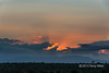 Sunset over the Drakensberg Mountains, Ngala, South Africa
