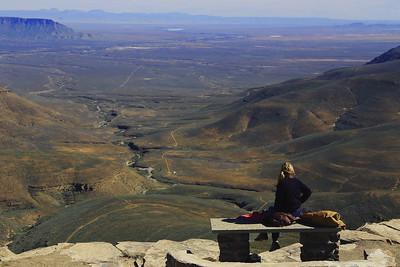 The Escarpment