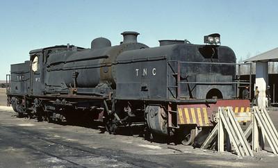 Garratts in South Africa, 1976