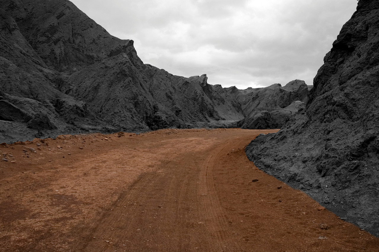 Valley of Death, Atacama Desert, Chile