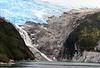 Romanche Glacier, Subglacial Melt Waterfall