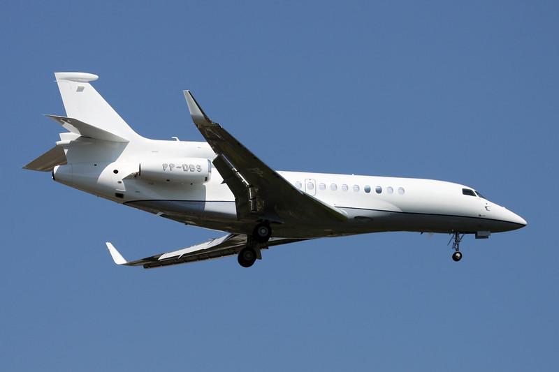 PP-DBS Dassault Falcon 7X c/n 237 Paris-Le Bourget/LFPB/LBG 10-06-15