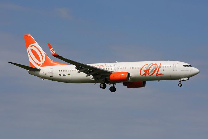 "PR-GGZ Boeing 737-8EH c/n 37600 ""Gol Transportes Aereos"" Amsterdam/EHAM/AMS 21-06-14"