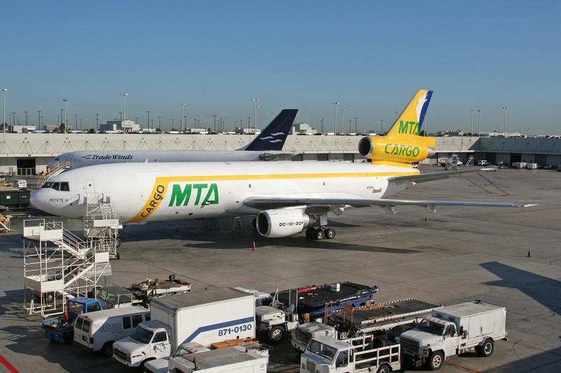 """N304SP Douglas DC-10-30F """"Master Top Airlines"""" c/n 46540 Miami/KMIA/MIA 05-12-08"""