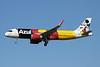 """F-WWDY Airbus A320-251N """"Airbus Industrie"""" c/n <a href=""""https://www.ctaeropics.com/search#q=c/n%2010582"""">10582 </a> Toulouse-Blagnac/LFBO/TLS 31-08-21 """"AZU c/s, Walt DIsney World"""""""