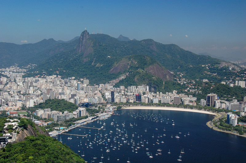 DSC_0080<br /> Rio from Sugarloaf.