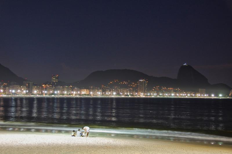 DSC_0350<br /> Copacabana at night.