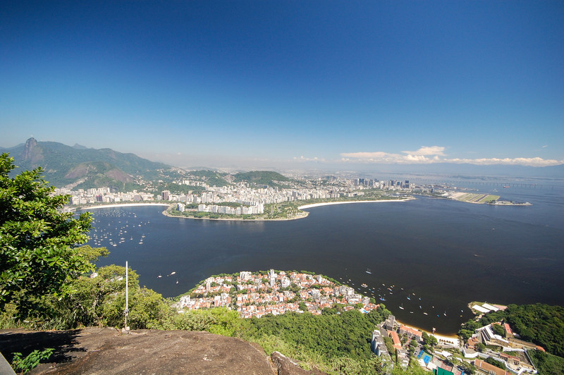 DSC_0061<br /> Rio from Sugarloaf.