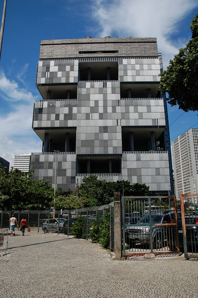 DSC_0156<br /> Brazil has a lot of great modern architecture.