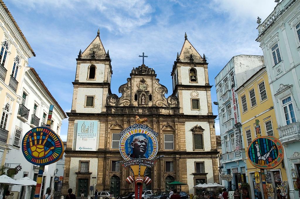 Paledino Salvador Brazil Rio De Janeiro Brazil