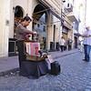 Puppeteer San Telmo Street Market