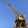 Crane at Puerto Madero, Buenos Aires