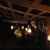 Eating a Candlelit Dinner in Cabo Polonio