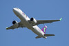 "F-WWBV (CC-AZU) Airbus A320-251N ""Airbus Industrie"" c/n 10055 Toulouse-Blagnac/LFBO/TLS 23-03-21 ""SKU c/s"""