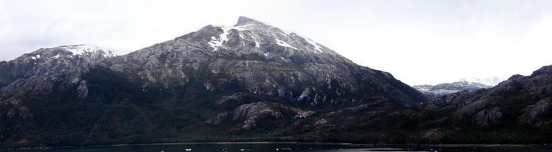 Approach to Glacier Busco