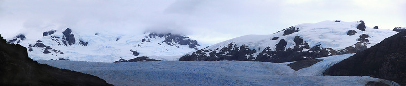 Busco Glacier,  Northern Ice Field