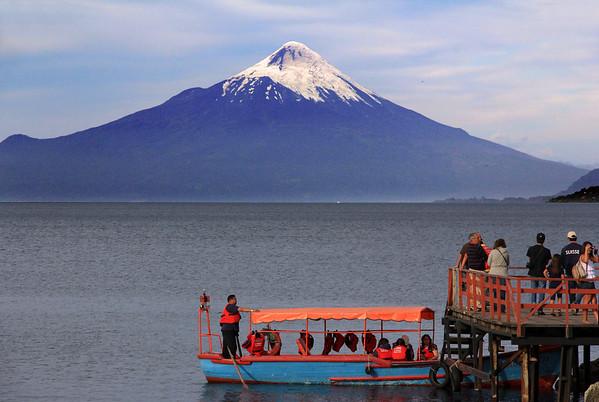 Chilean Lake District