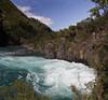 The Rio Petrohué Falls White Water