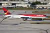 EI-CEZ Boeing 757-2Y0 c/n 26154 Fort Lauderdale - International/KFLL/FLL 02-12-08