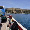 On route to La Paz, Bolivia