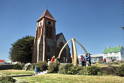 Christ Church, Stanley, Falkland Islands