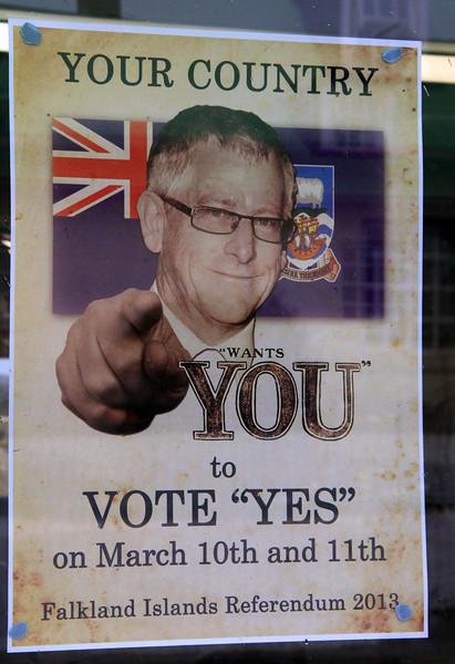 Plebiscite to Remain British