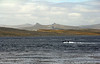 Yorke Bay with East Falkland Beyond